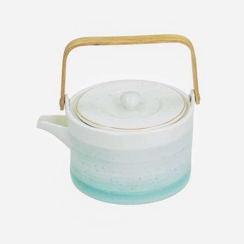Teekanne Artesanal blue 800ml