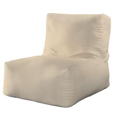 Pufa- fotel w kolekcji Edinburgh, tkanina: 115-78