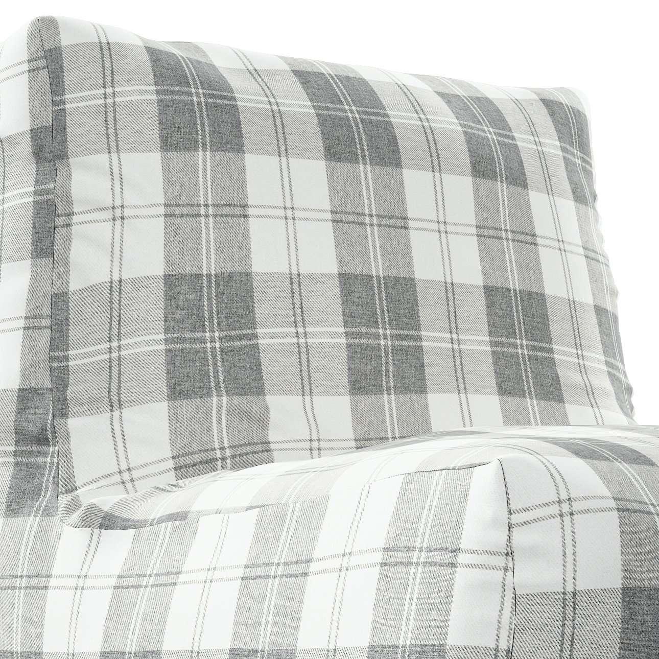 Pufa- fotel w kolekcji Edinburgh, tkanina: 115-79