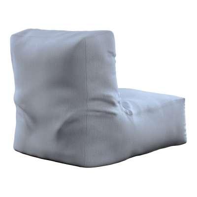 Sėdmaišis- fotelis  702-13 šviesiai žydras šenilinis audinys Kolekcija Chenille