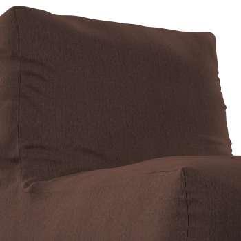 Sedací vak v tvare kresla - jednofarebný V kolekcii Chenille, tkanina: 702-18
