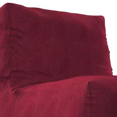 Pufa- fotel w kolekcji Chenille, tkanina: 702-19