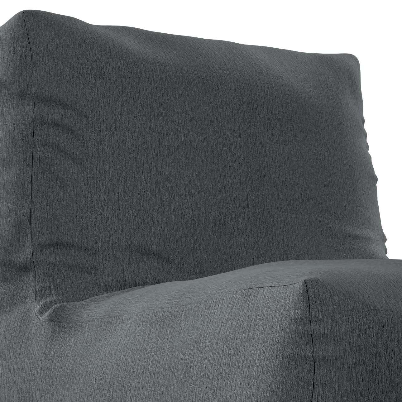 Sedací vak v tvare kresla - jednofarebný V kolekcii Chenille, tkanina: 702-20