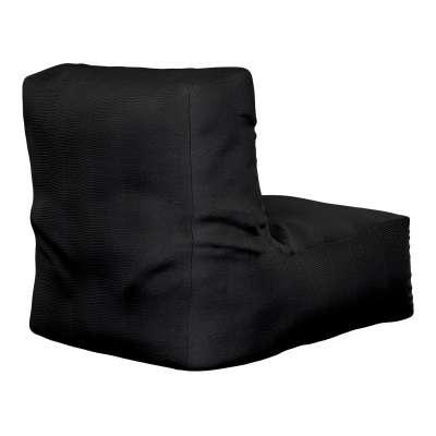 Sėdmaišis- fotelis  705-00 juoda Kolekcija Etna