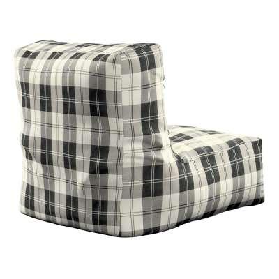 Pufa- fotel w kolekcji Edinburgh, tkanina: 115-74