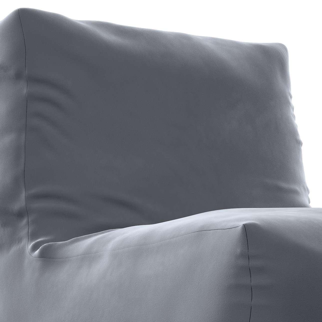 Pufa- fotel w kolekcji Velvet, tkanina: 704-12