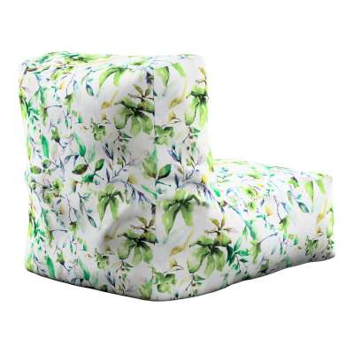Pufa- fotel w kolekcji Velvet, tkanina: 704-20