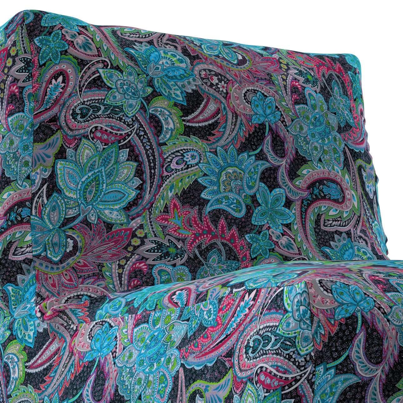 Pufa- fotel w kolekcji Velvet, tkanina: 704-22