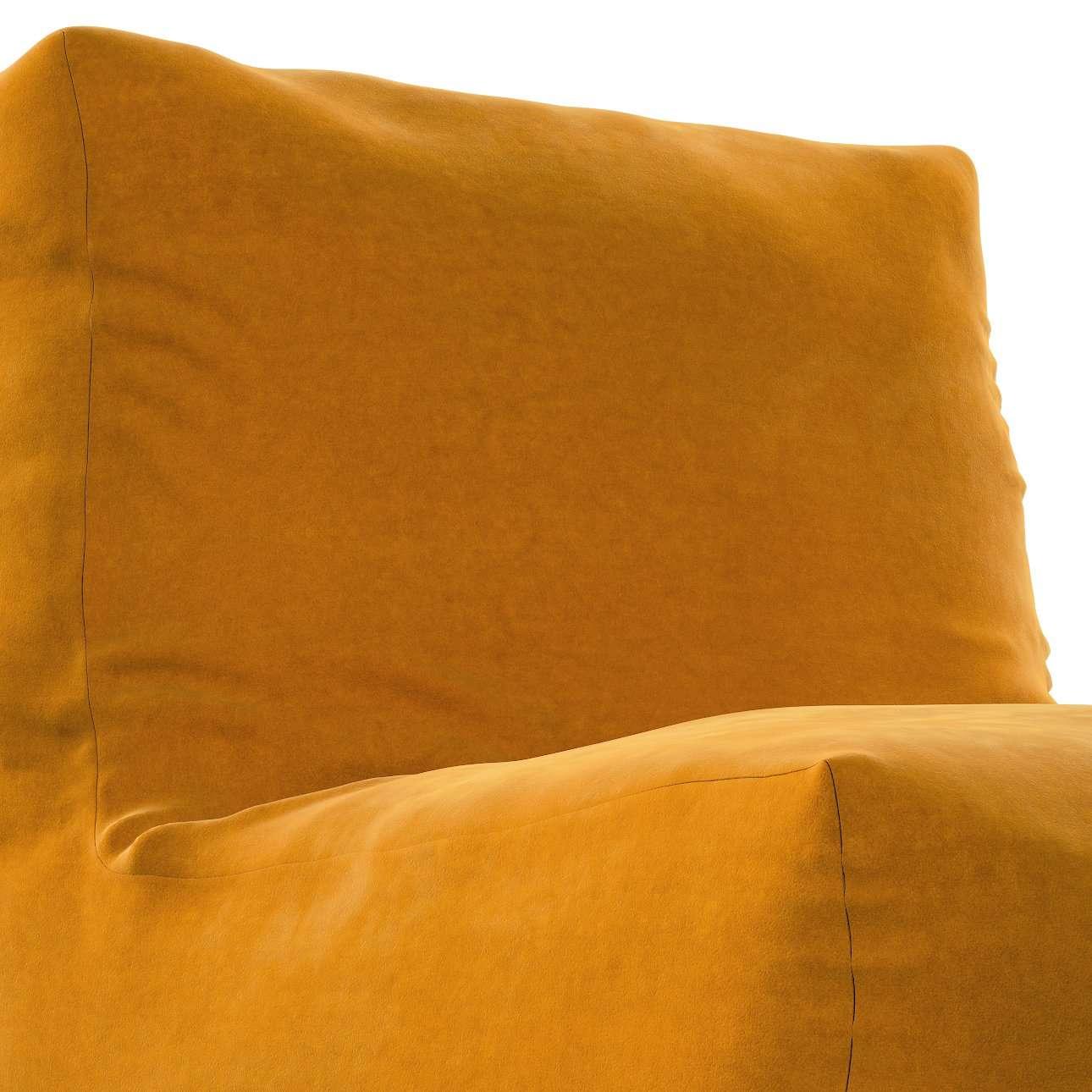 Pufa- fotel w kolekcji Velvet, tkanina: 704-23