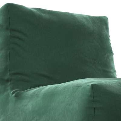 Pufa- fotel w kolekcji Velvet, tkanina: 704-25