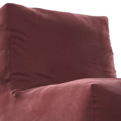 Pufa- fotel w kolekcji Velvet, tkanina: 704-26