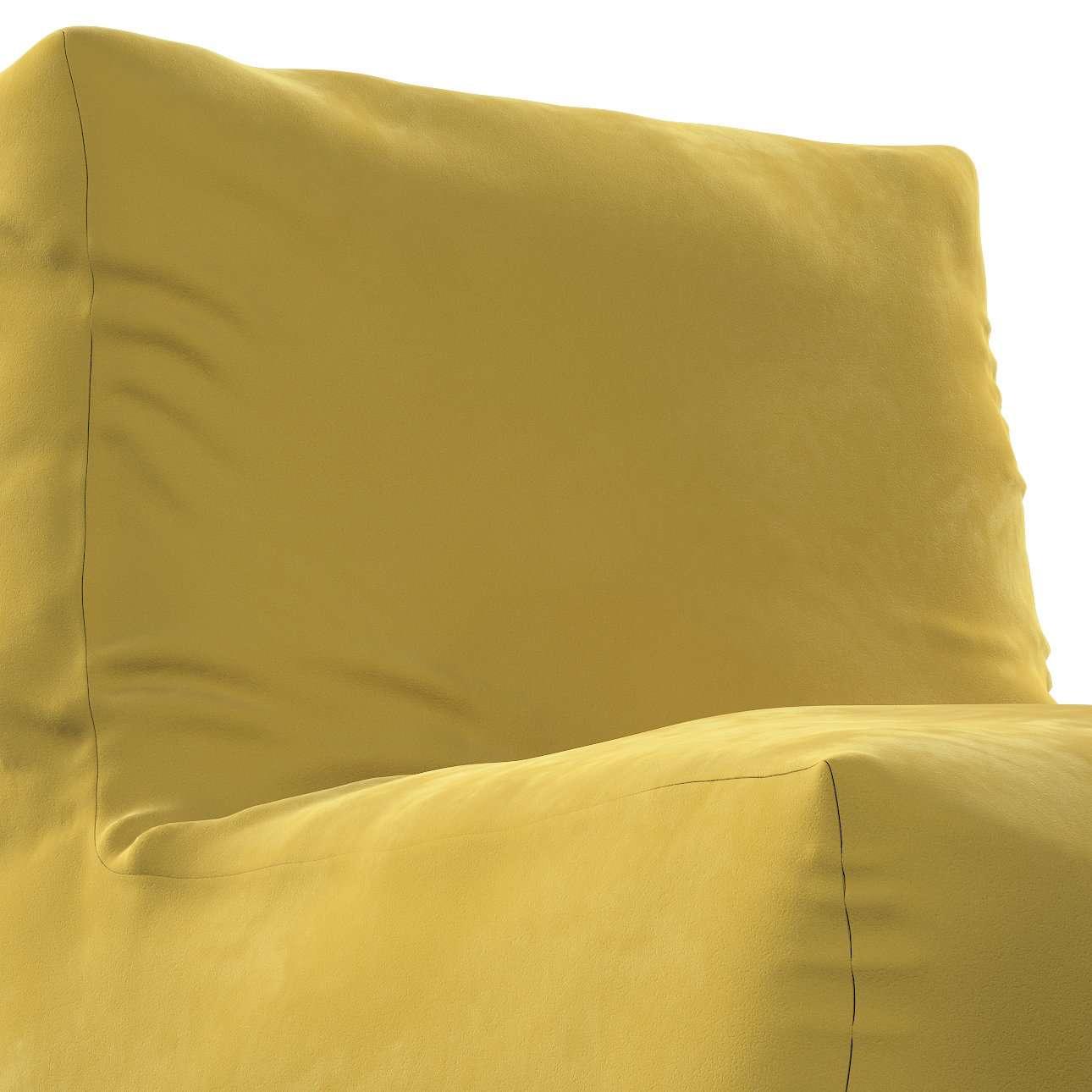 Pufa- fotel w kolekcji Velvet, tkanina: 704-27