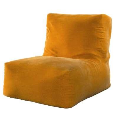 Pufo- fotel Poppy 704-23 miodowy Kolekcja Posh Velvet