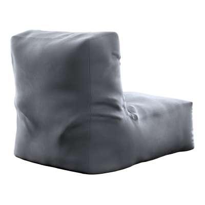 Poppy pouf-chair 704-12 graphite grey Collection Posh Velvet