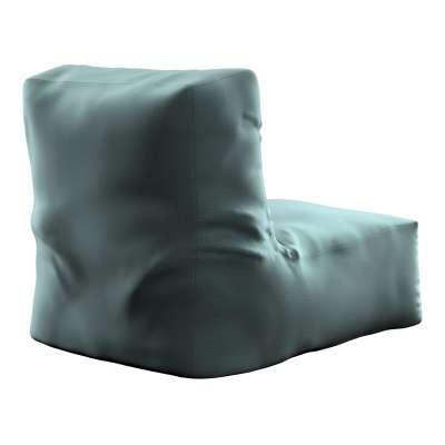 Pufa- fotel 705-36 zgaszony szmaragd - welwet Kolekcja Ingrid