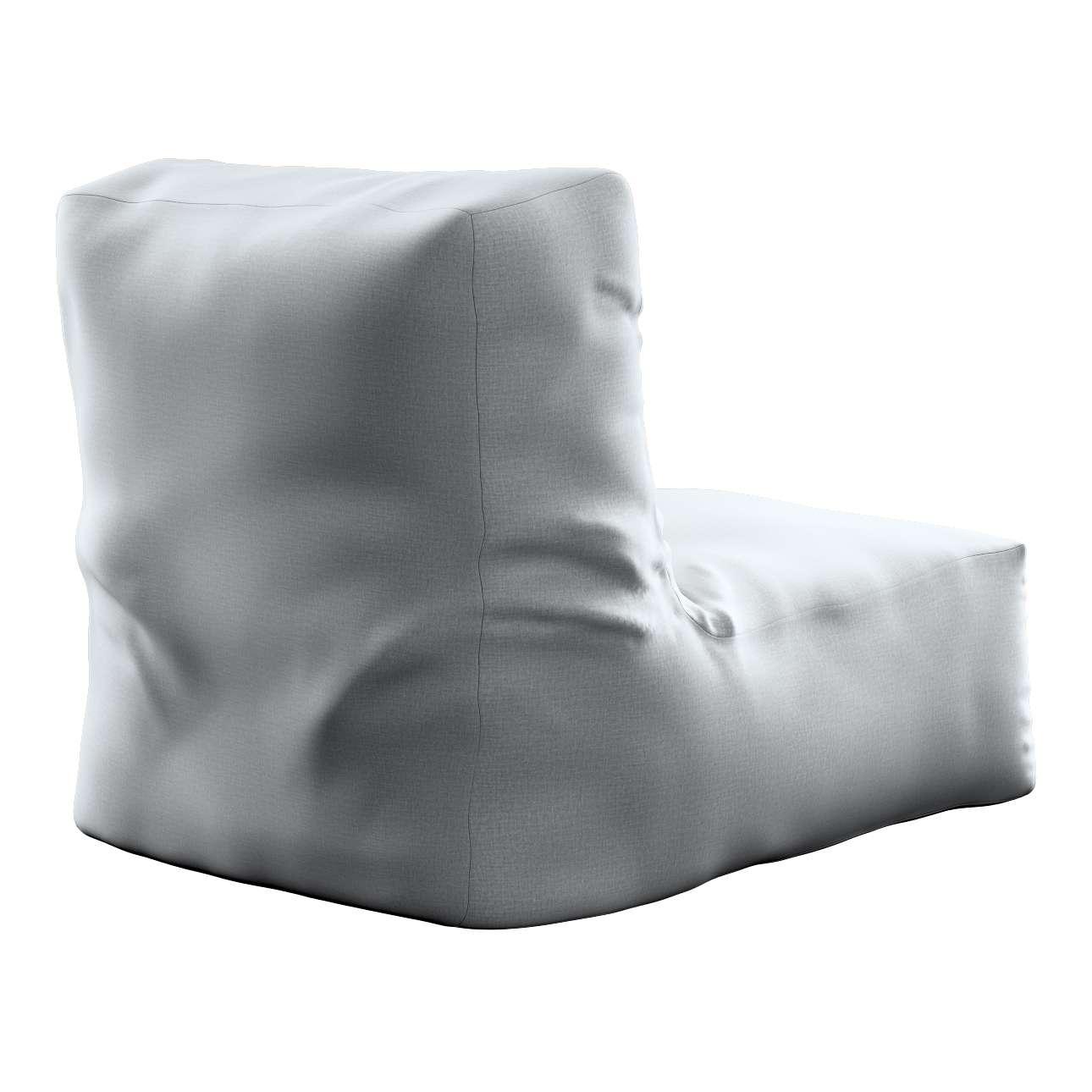 Pufa- fotel w kolekcji Ingrid, tkanina: 705-42