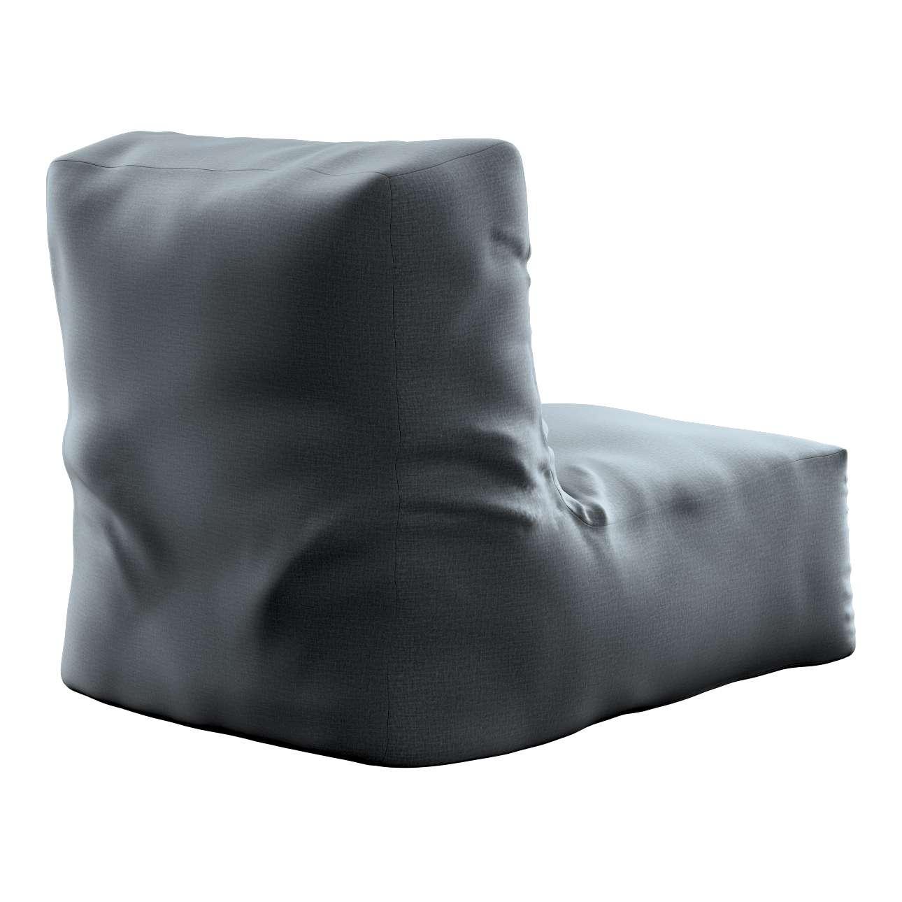Pufa- fotel w kolekcji Ingrid, tkanina: 705-43