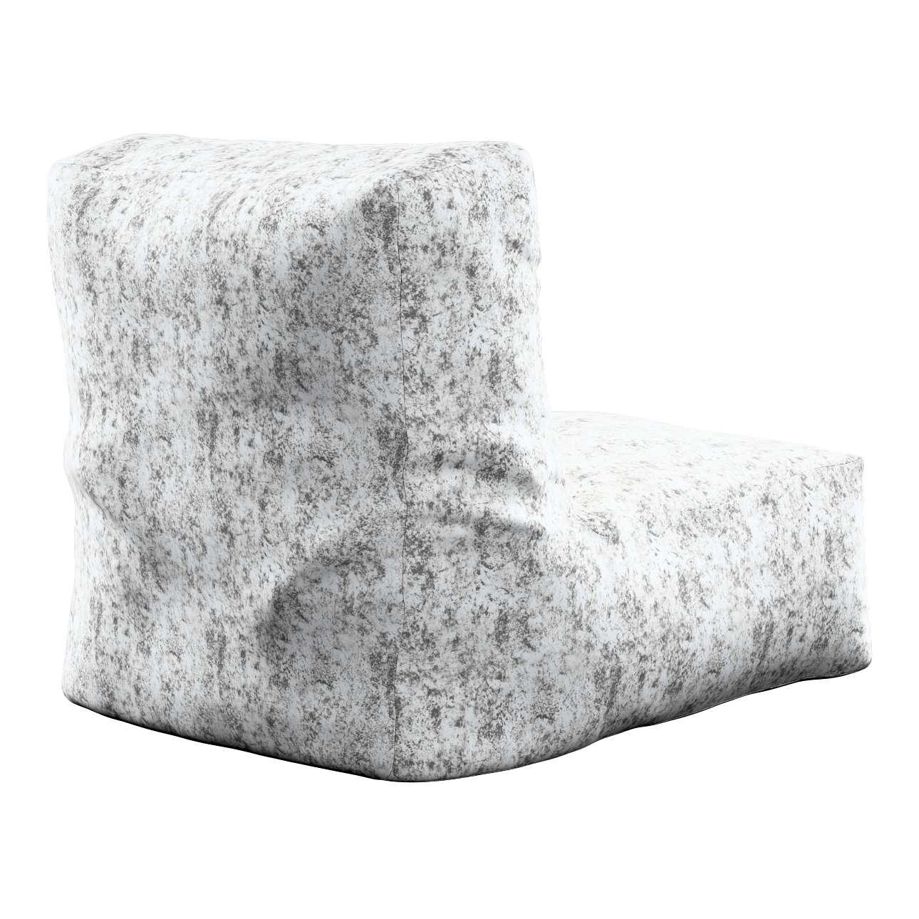 Pufa- fotel w kolekcji Velvet, tkanina: 704-49