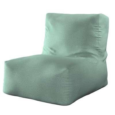 Pufa- fotel 161-89 szara mięta melanż Kolekcja Madrid