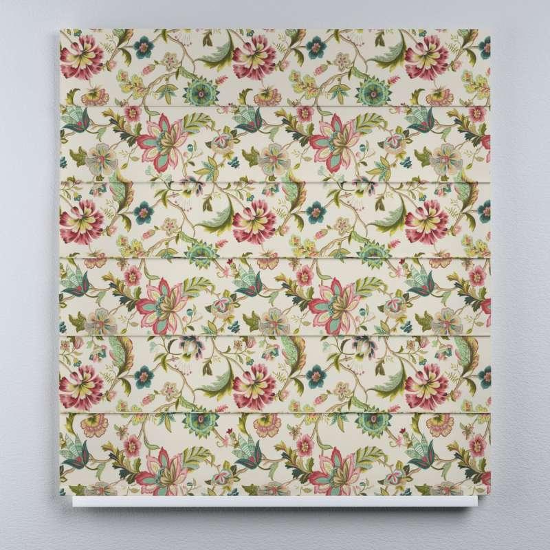 Roleta rzymska Duo w kolekcji Londres, tkanina: 122-00
