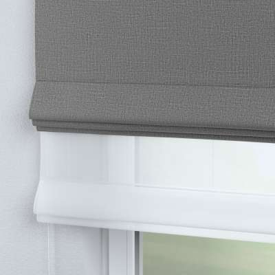 Voile & fabric roman blind DUO 269-63 graphite grey Collection Blackout