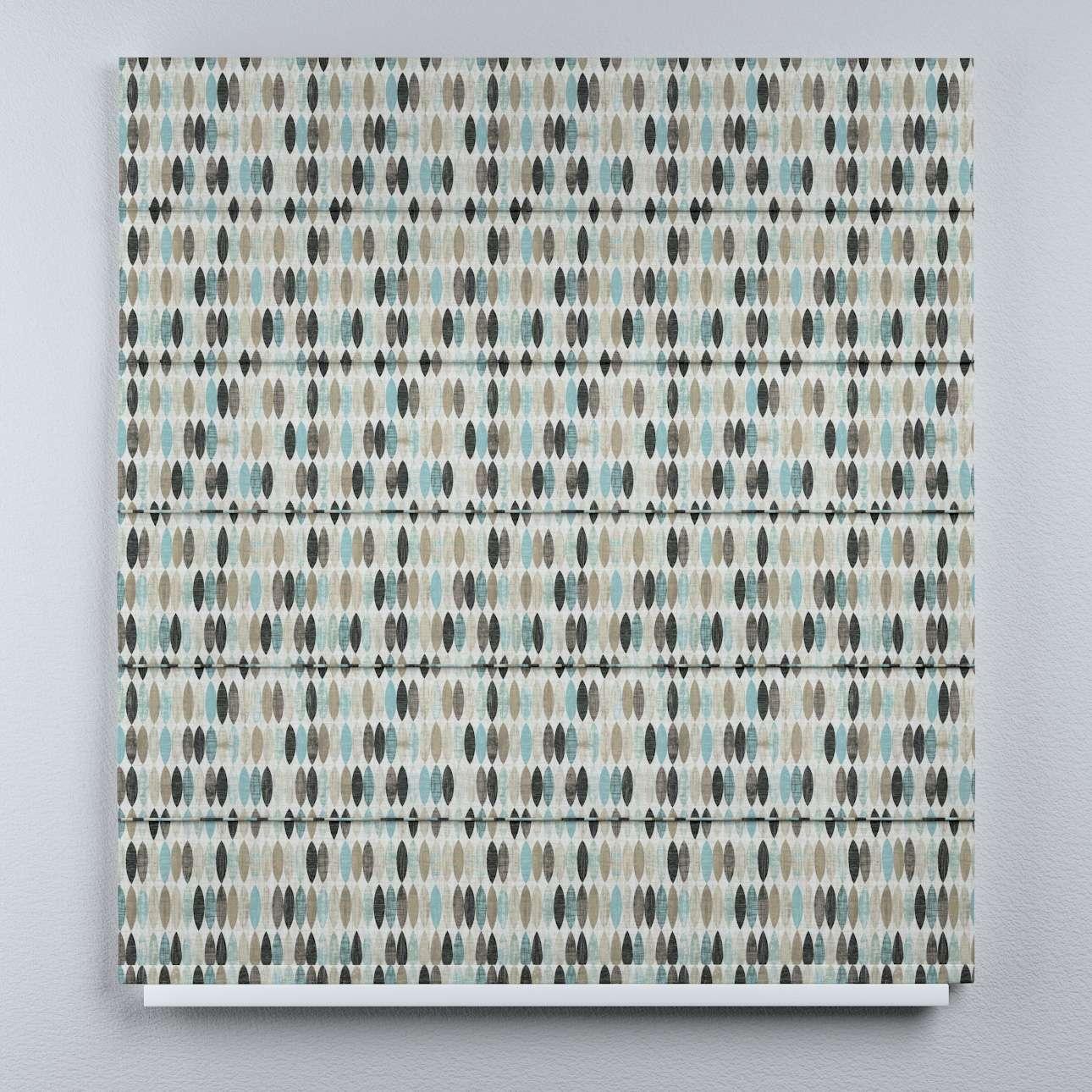 Roleta rzymska Duo w kolekcji Modern, tkanina: 141-91