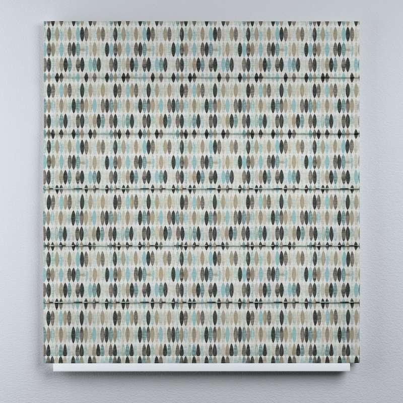 Vouwgordijn Duo van de collectie Modern, Stof: 141-91