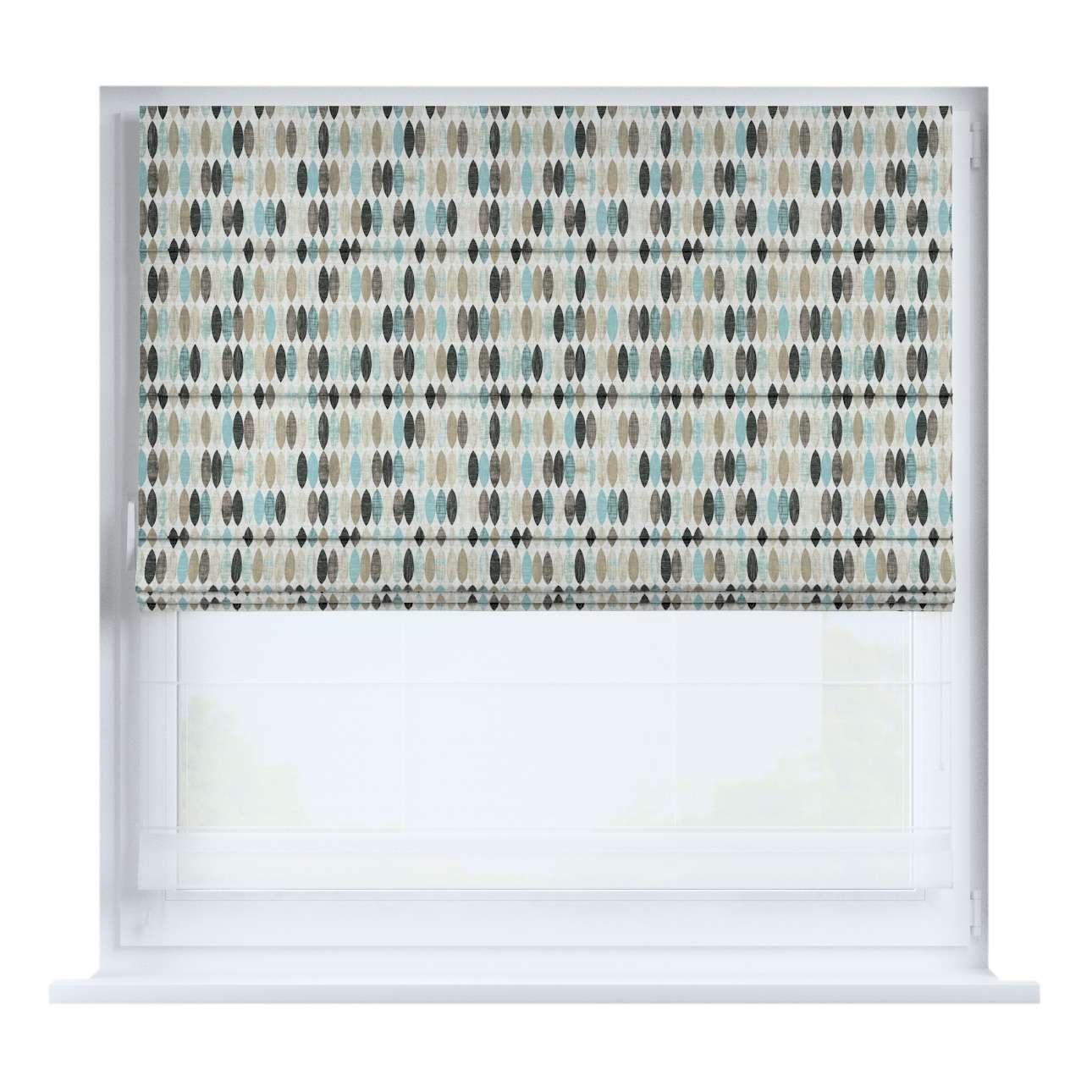 Duo med ensfarvet voile fra kolleksjonen Modern, Stoffets bredde: 141-91