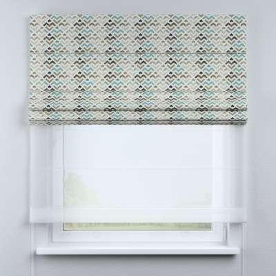 Roleta rzymska Duo 130×170cm w kolekcji Modern, tkanina: 141-93