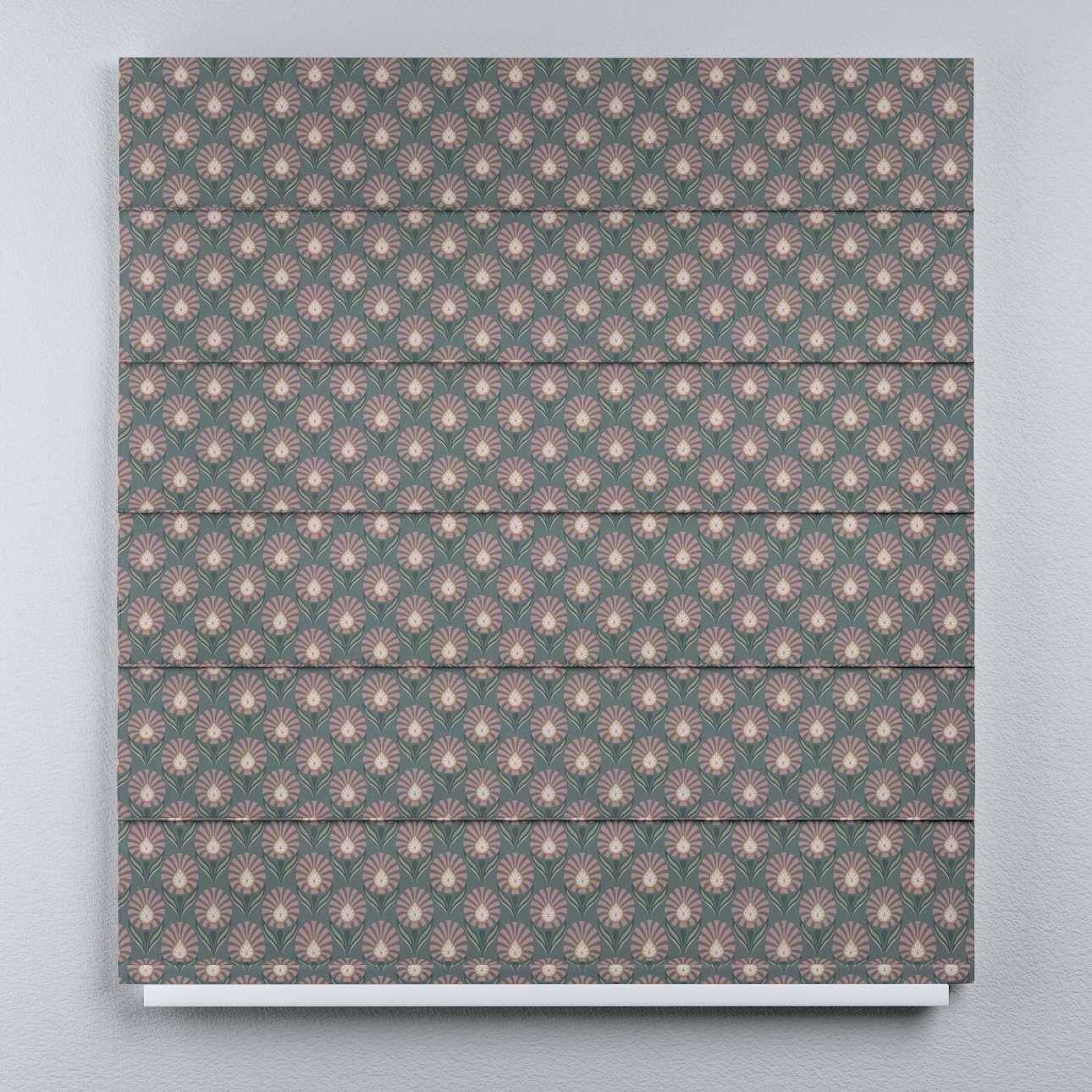 Vouwgordijn Duo van de collectie Gardenia, Stof: 142-17