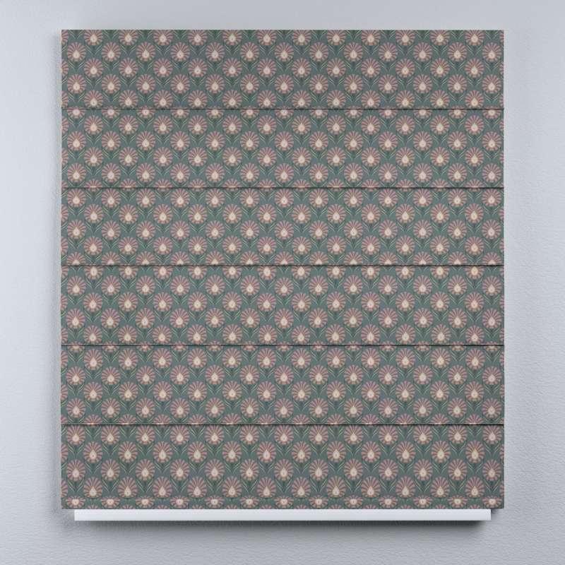 Roleta rzymska Duo 130×170cm w kolekcji Gardenia, tkanina: 142-17