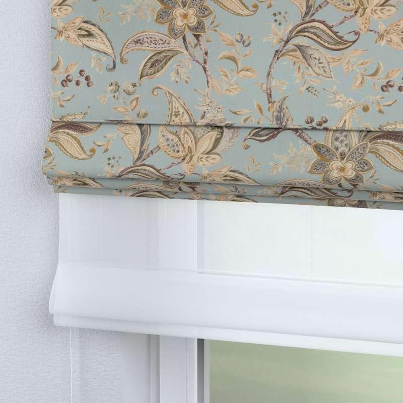 Roleta rzymska Duo 130×170cm w kolekcji Gardenia, tkanina: 142-18