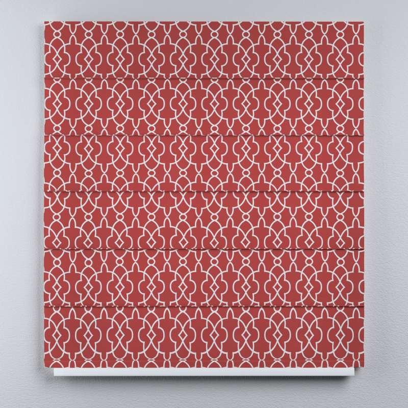 Vouwgordijn Duo van de collectie Gardenia, Stof: 142-21