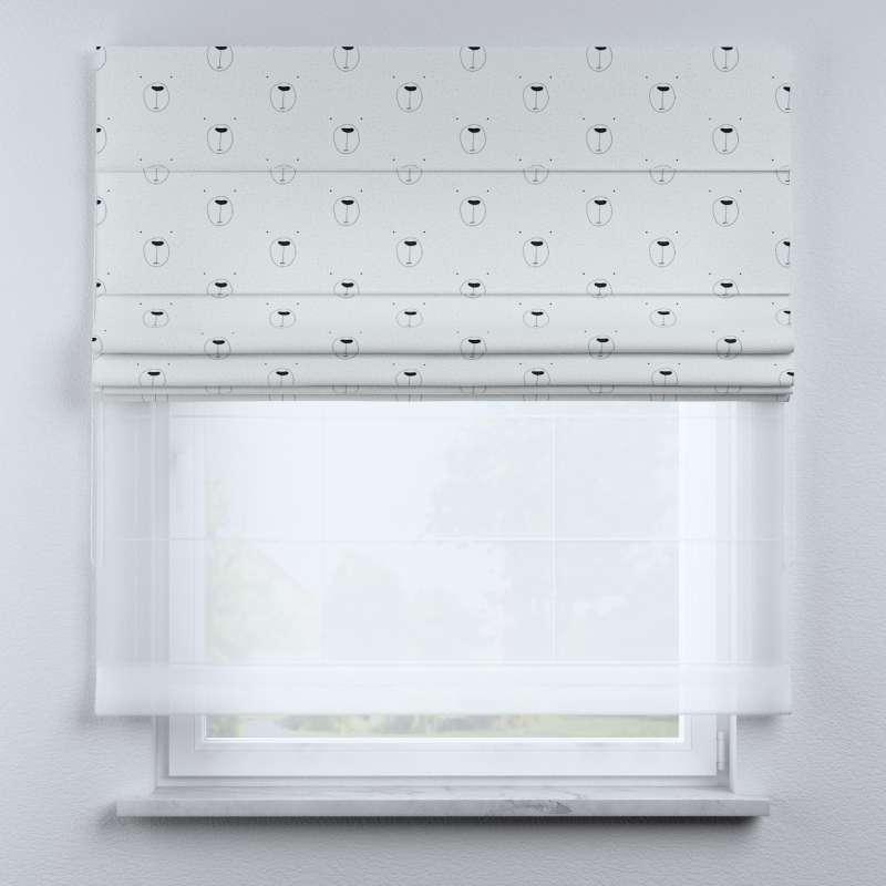 Raffrollo Duo 130×170cm von der Kollektion Magic Collection, Stoff: 500-06