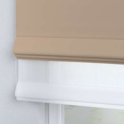 Voile and fabric roman blind (DUO II) 269-00 beige Collection Royal Blackout