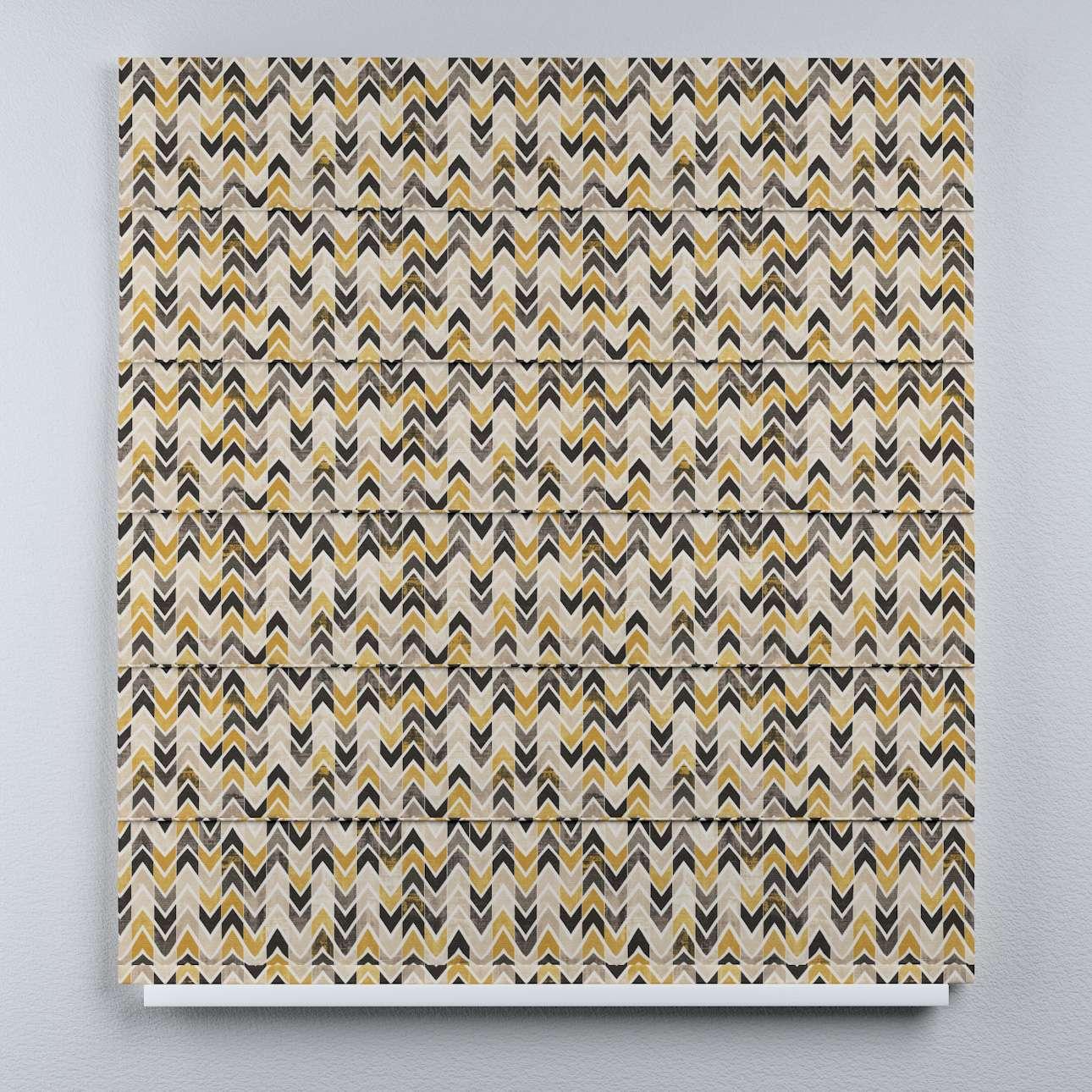 Roleta rzymska Duo 130×170cm w kolekcji Modern, tkanina: 142-79