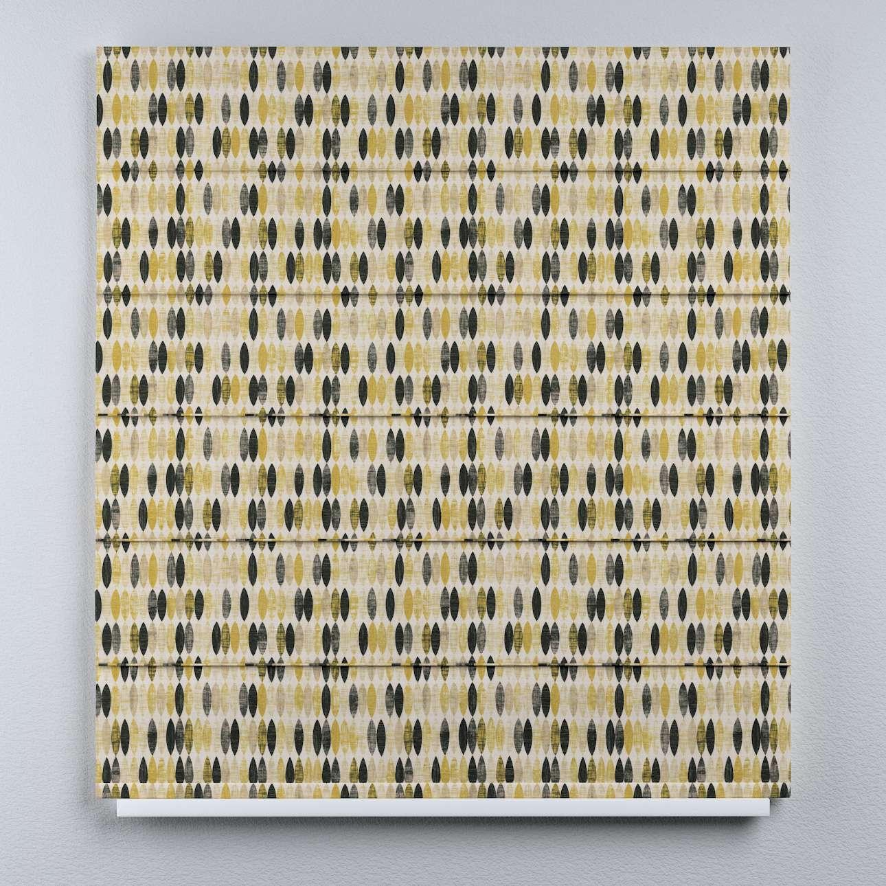 Vouwgordijn Duo van de collectie Modern, Stof: 142-99