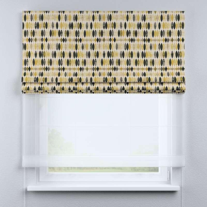 Duo med ensfarvet voile fra kolleksjonen Modern, Stoffets bredde: 142-99