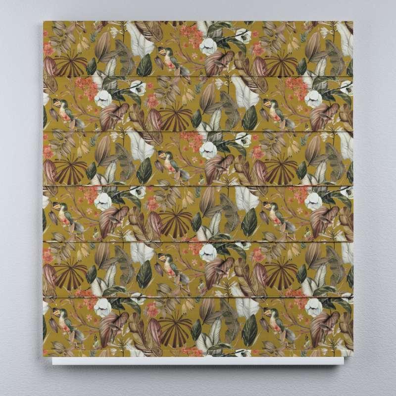 Duo med ensfarvet voile fra kolleksjonen Abigail, Stoffets bredde: 143-09