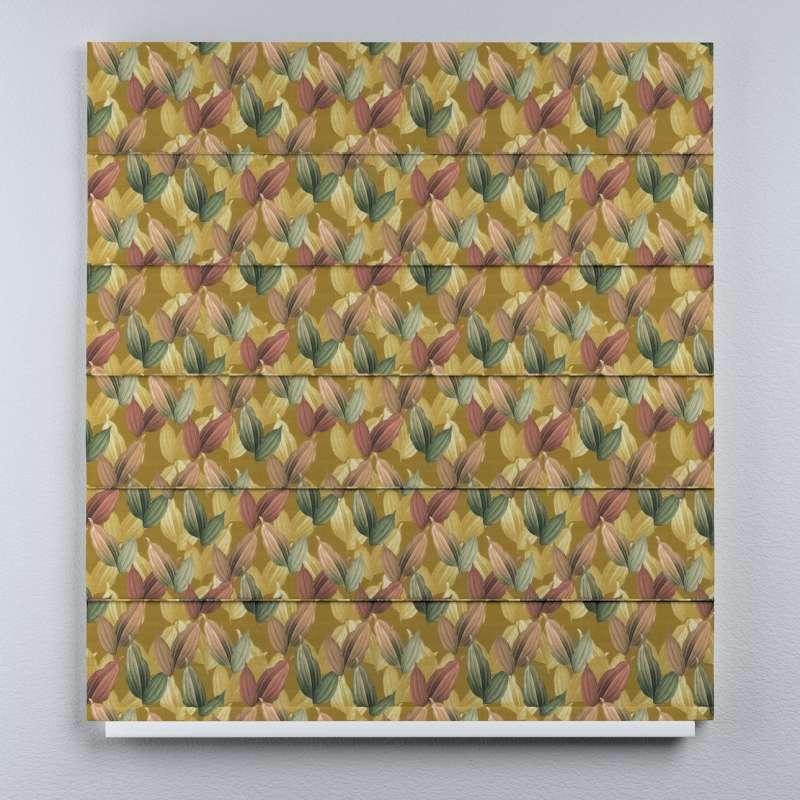 Duo med ensfarvet voile fra kolleksjonen Abigail, Stoffets bredde: 143-22