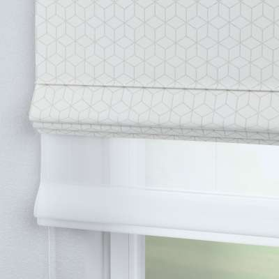 Římská roleta Duo 143-51 vzor na krémově bílém podkladu Kolekce Sunny