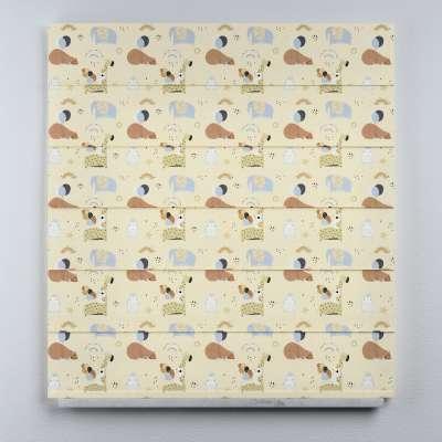 Dvigubos romanetės DUO DO kolekcijoje Magic Collection, audinys: 500-46