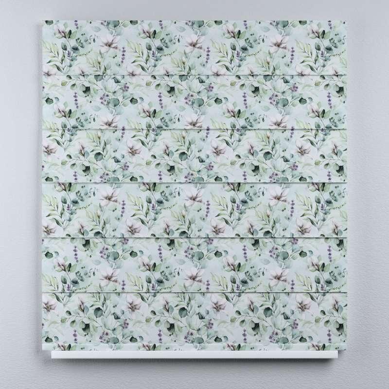 Vouwgordijn Duo van de collectie Flowers, Stof: 143-66