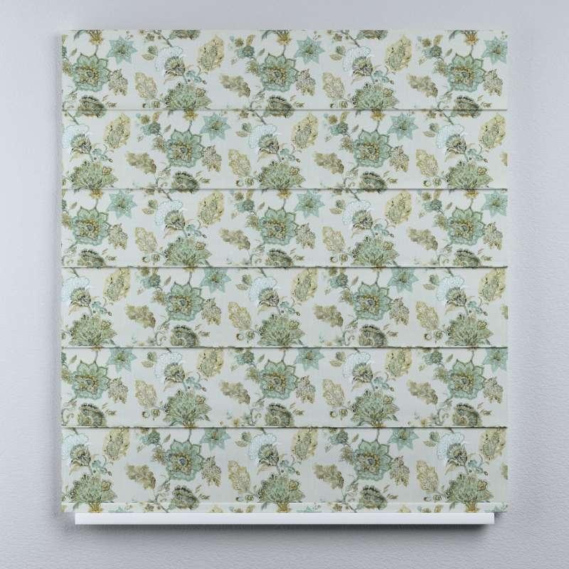 Duo med ensfarvet voile fra kolleksjonen Flowers, Stoffets bredde: 143-67