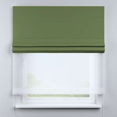 Vouwgordijn Duo van de collectie Blackout 280 cm, Stof: 269-15