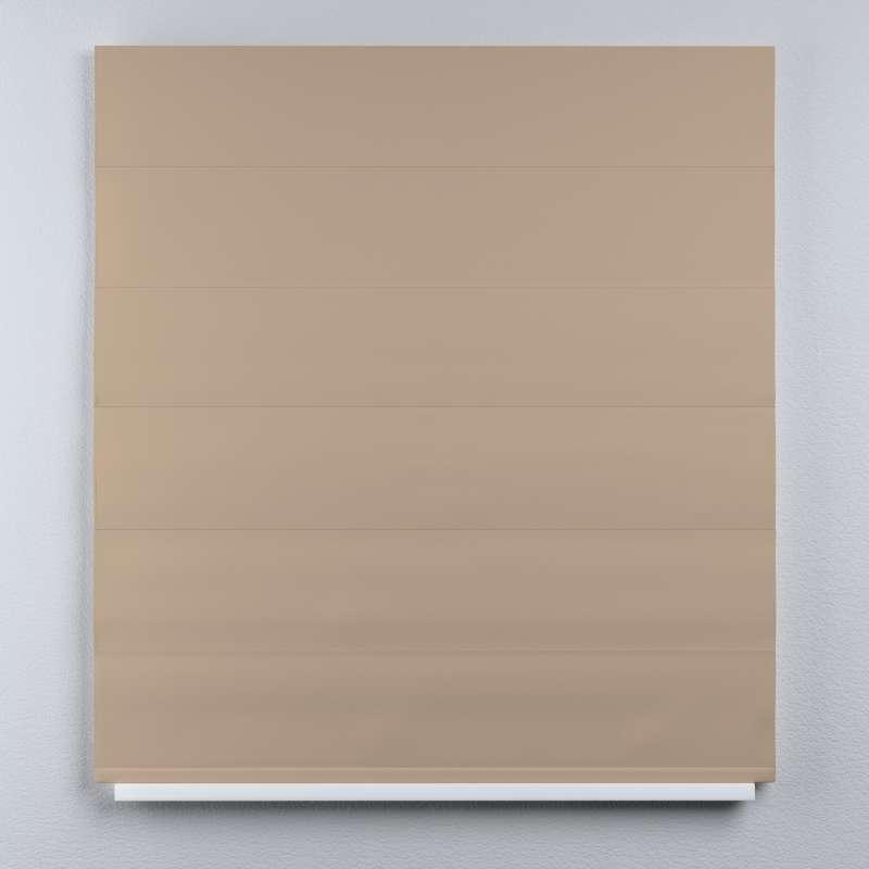 Roleta rzymska Duo 130×170cm w kolekcji Blackout - zaciemniające, tkanina: 269-00