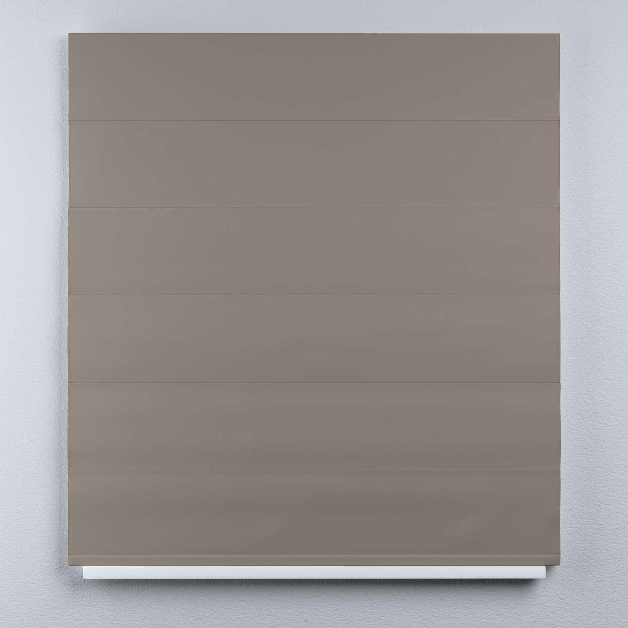 Roleta rzymska Duo 130×170cm w kolekcji Blackout - zaciemniające, tkanina: 269-81