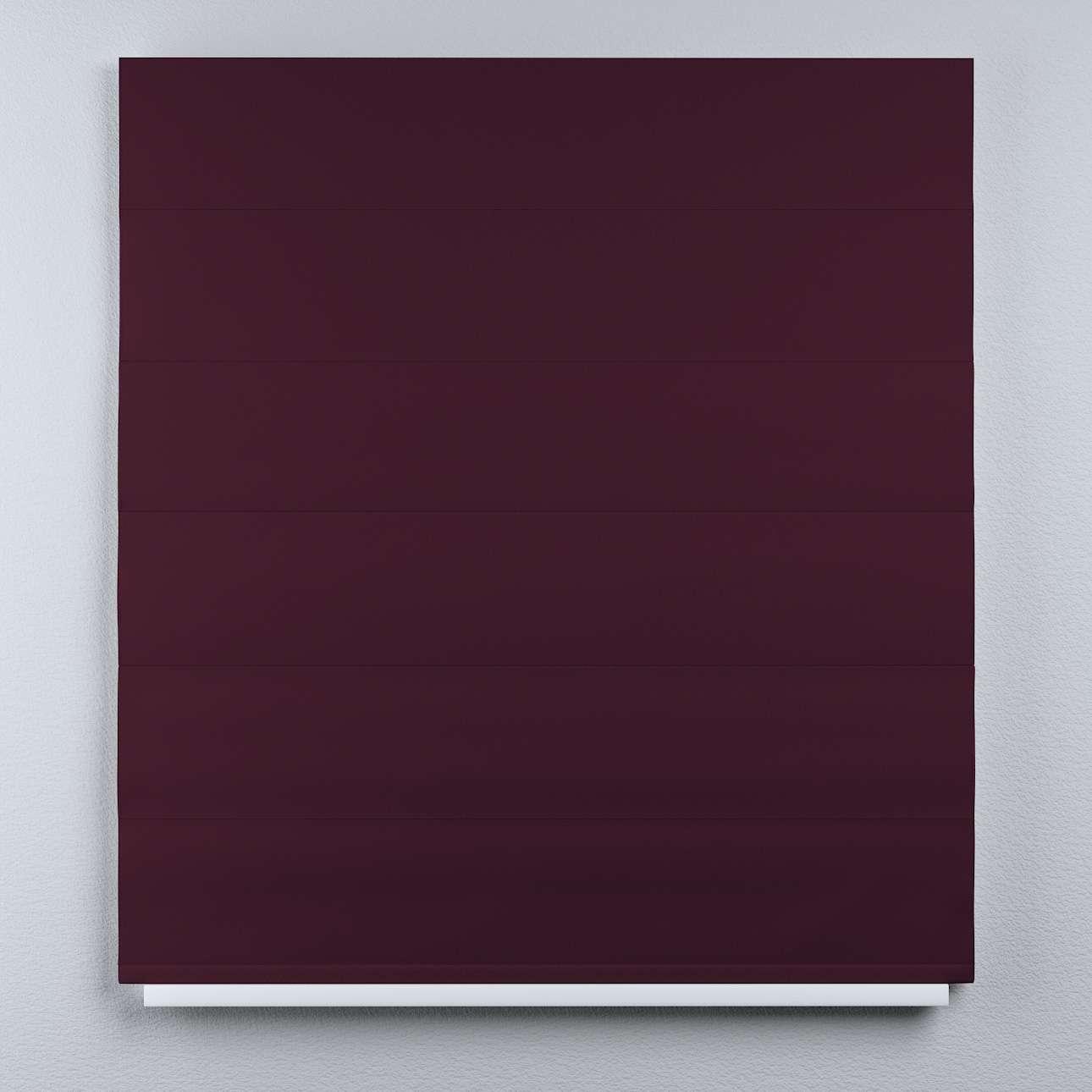 Roleta rzymska Duo 130×170cm w kolekcji Blackout - zaciemniające, tkanina: 269-53