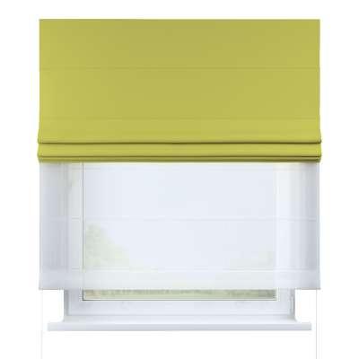 Romanetes diena naktis DUO 269-17 šviežiai žalia (mint green) Kolekcija Blackout
