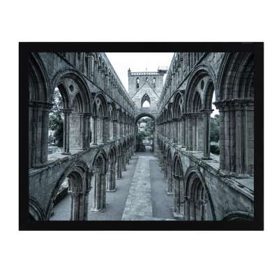 Billede med ramme Architecture I 30x40cm